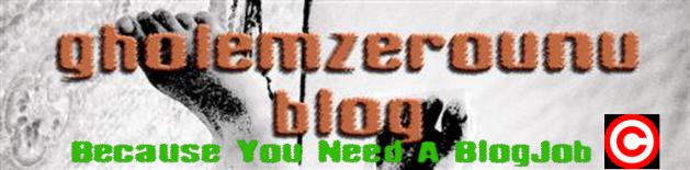 gholemzerounu's blogjob